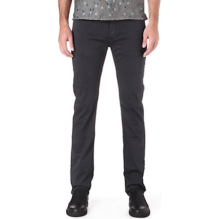 PAUL SMITH JEANS Slim-fit chinos (Grey