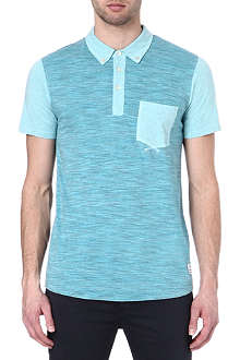 PAUL SMITH JEANS Space dye polo shirt