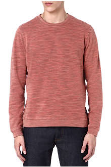 PAUL SMITH JEANS Space dye sweatshirt