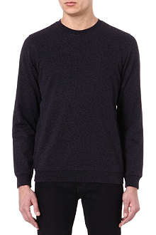 PAUL SMITH JEANS Leopard print sweatshirt