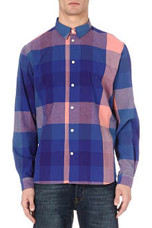 PAUL SMITH JEANS Multicoloured check shirt