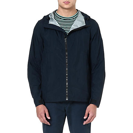 PAUL SMITH JEANS Nylon cagoule (Navy