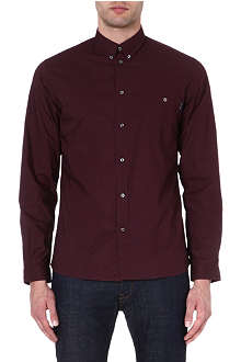 PAUL SMITH JEANS Paisley-print cotton shirt