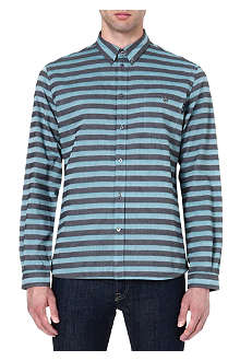 PAUL SMITH JEANS Horizontal striped shirt