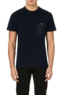 PAUL SMITH JEANS Paisley pocket t-shirt
