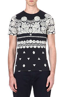 PAUL SMITH JEANS Geo-print t-shirt