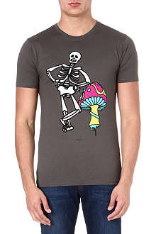PAUL SMITH JEANS Skeleton t-shirt