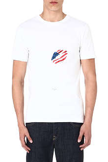 PAUL SMITH JEANS Voices of America t-shirt