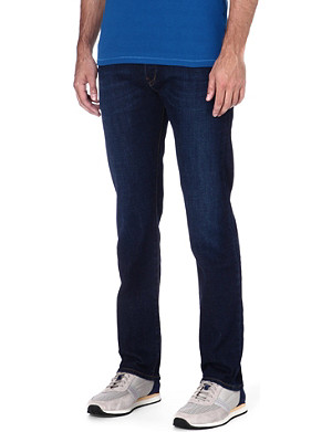 PAUL SMITH JEANS Regular-fit tapered jeans