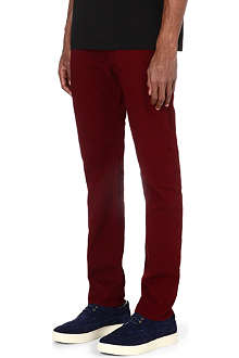 PAUL SMITH JEANS Slim-fit tapered denim jeans