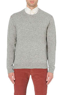 PAUL SMITH JEANS Flecked knitted jumper