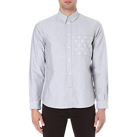 PAUL SMITH JEANS Oxford work shirt (Grey