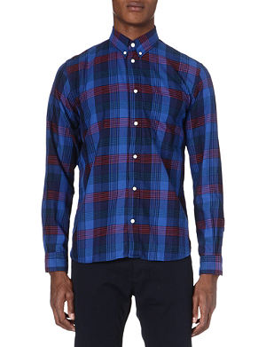 PAUL SMITH JEANS Checked cotton shirt