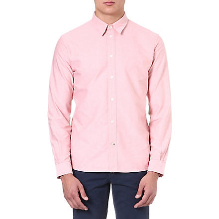 PAUL SMITH JEANS Oxford cotton shirt (Pink