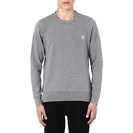 PAUL SMITH JEANS Zebra sweatshirt (Grey