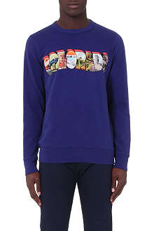 PAUL SMITH JEANS Colorado jersey sweatshirt