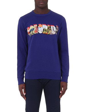 PAUL SMITH JEANS Colorado jersey sweatshirt