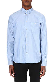 PAUL SMITH JEANS Striped classic-fit shirt