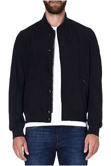 PAUL SMITH JEANS Nylon bomber jacket