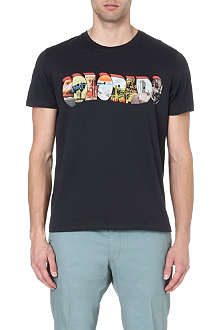 PAUL SMITH JEANS Colorado print t-shirt