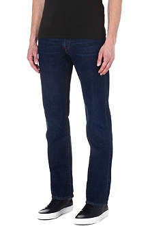 PAUL SMITH JEANS Easy regular-fit straight jeans