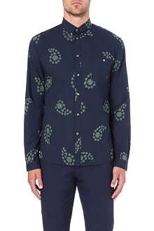 PAUL SMITH JEANS Paisley print shirt