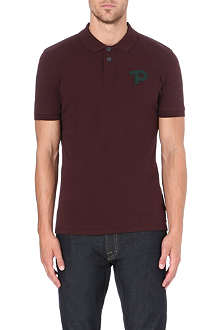 PAUL SMITH JEANS Cotton polo shirt