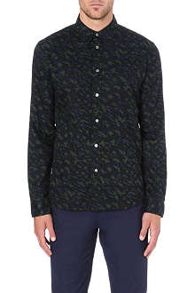 PAUL SMITH JEANS Tape print shirt