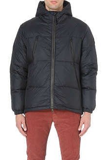 PAUL SMITH JEANS Quilted down-filled coat