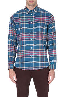 PAUL SMITH JEANS Flannel checked shirt