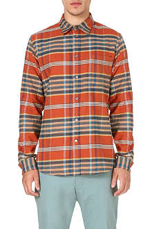 PAUL SMITH JEANS Checked flannel shirt