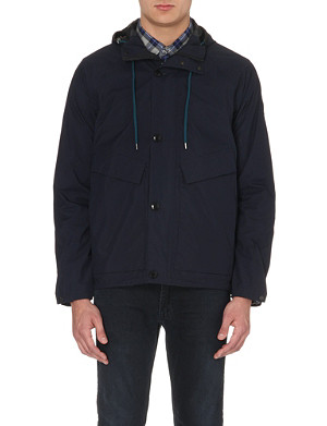 PAUL SMITH JEANS Zip-up shell jacket