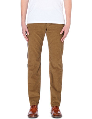 PAUL SMITH JEANS Standard corduroy trousers