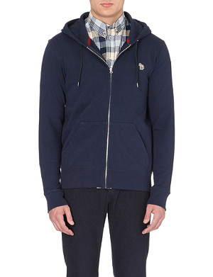 PAUL SMITH JEANS Zip through hoody