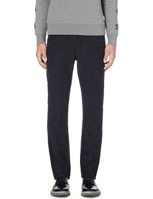 PAUL SMITH JEANS Standard-fit corduroy trousers