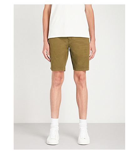 de algodón Khaki PS elástico PAUL Shorts regular BY SMITH corte de O1P4q0HPZ