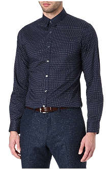 PS BY PAUL SMITH Polka dot Oxford shirt