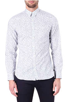 PS BY PAUL SMITH All-over floral print shirt