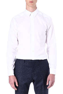 PS BY PAUL SMITH Plain single-cuff shirt