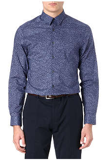PS BY PAUL SMITH Tiny all-over floral print shirt