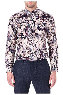 PS BY PAUL SMITH Digital floral shirt