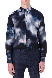 PS BY PAUL SMITH Cloud single-cuff shirt