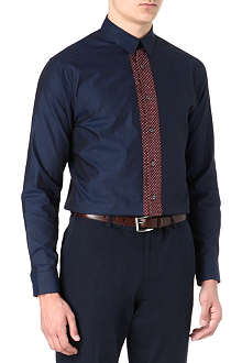 PS BY PAUL SMITH Polka dot placket shirt