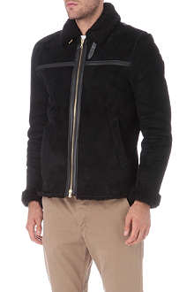 PS BY PAUL SMITH Shearling jacket
