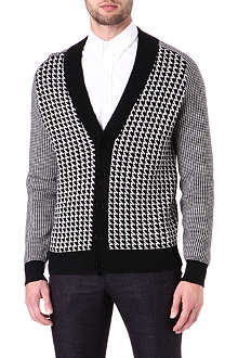 PS BY PAUL SMITH Dogtooth cardigan