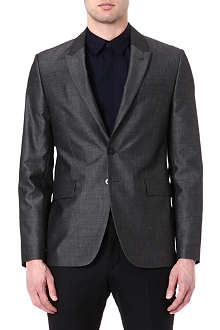 PS BY PAUL SMITH Pindot cotton-blend blazer