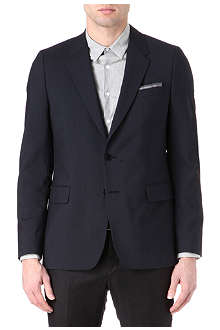 PS BY PAUL SMITH Classic micro check suit jacket