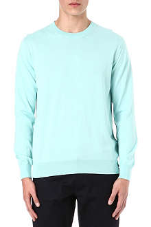 PS BY PAUL SMITH Cotton crew-neck knitted jumper