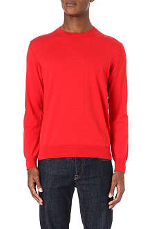 PS BY PAUL SMITH Contrast-seam jumper