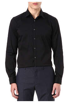 PS BY PAUL SMITH Slim stretch poplin shirt